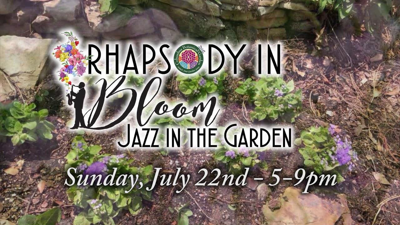 columbus botanical gardens rhapsody in bloom - Columbus Botanical Garden