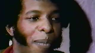 Sly Stone 1976 TV Profile w/interview filmed inside his home