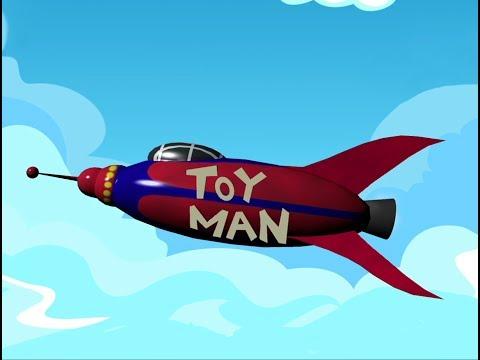 Toy Man Pilot