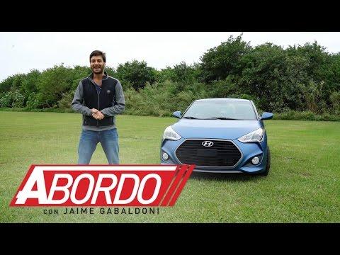 Hyundai Veloster 2016 Prueba A Bordo Full