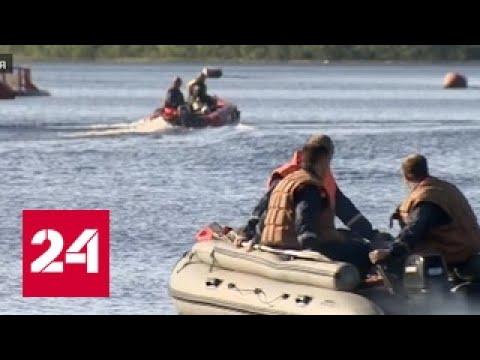 Поиски подростков в Карелии продолжаются, несмотря на непогоду