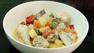 This is My Kitchen: Pininyahang Manok (Filipino Pineapple Chicken Recipe)