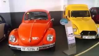 Exposición de coches antiguos y clásicos de Fuerteventura (Gran Tarajal)