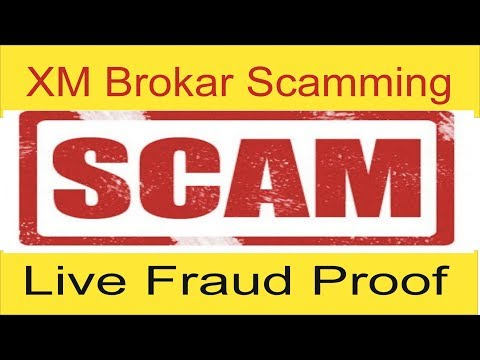XM Forex Broker scamming In Forex Tani Forex Caught XM Fraud & give live video proof in urdu hindi