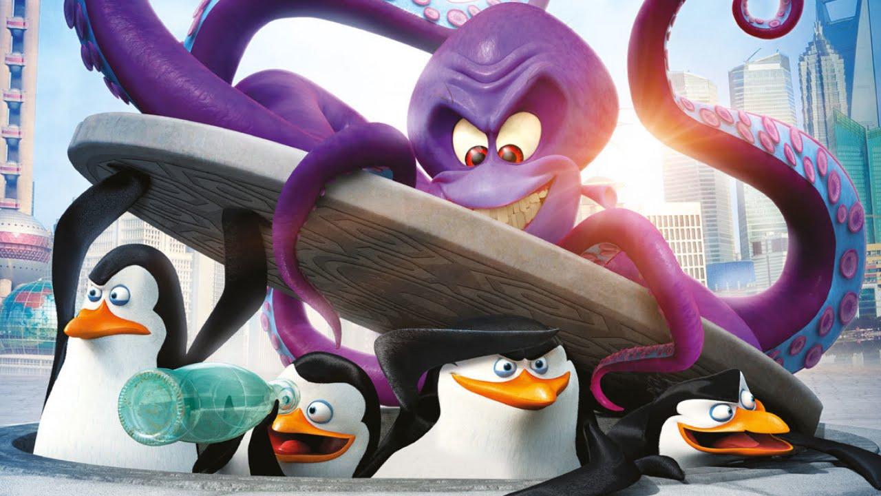 DIE PINGUINE AUS MADAGASCAR - Blu-Ray Review - YouTube