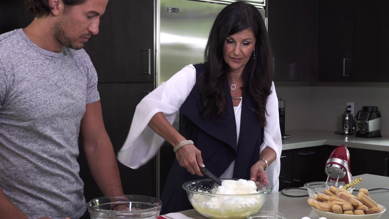 How to Make Tiramisu with Michael Del Zotto - YouTube