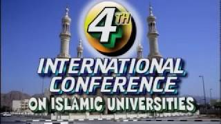 IIIT Conference - 4th International Conference On Islamic University.