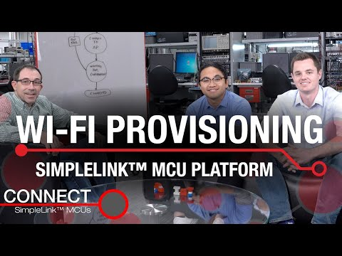 Connect: Wi-Fi Provisioning