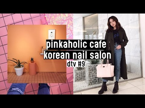 Pinkest Cafe, Korean