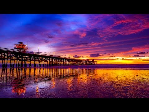 A Walk On & Around The San Clemente Pier, California
