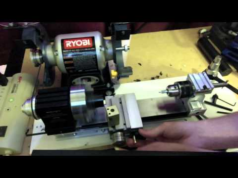Basic Lathe Operations