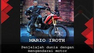 Mario Iroth, Penjelajah Dunia Dengan Sepeda Motor | HITAM PUTIH (12/09/19) Part 1