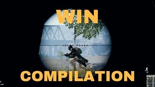 PUBG Win Compilation #1 - Every Match Tells a Story