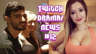 Twitch Drama/News #12 (IcePoseidon And Arianina, Sodapoppin Scam, Kbubblez twitter banned, Tmartn)