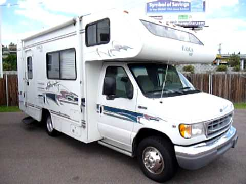Used 1998 Winnebago Itasca Spirit Class C Youtube