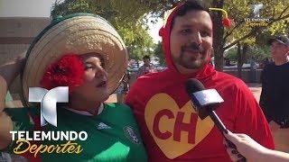 Fiesta Tricolor en el Alamodome de San Antonio, Texas | Copa Oro | Telemundo Deportes
