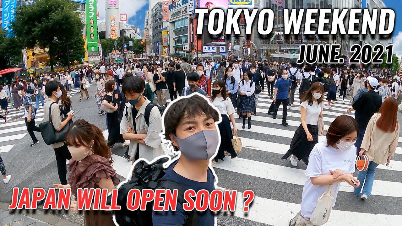 Download (Japan Travel Update Before Tokyo Olympic) Shibuya, Asakusa, Shinjuku, Akihabara, Ueno Ameyoko #296
