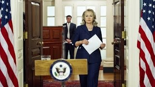Hillary Clinton's public and private Benghazi remarks