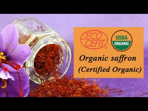 Organic Saffron supplier in Netherlands