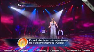 yuridia - ya te olvide (semifinal de la academia 2011)