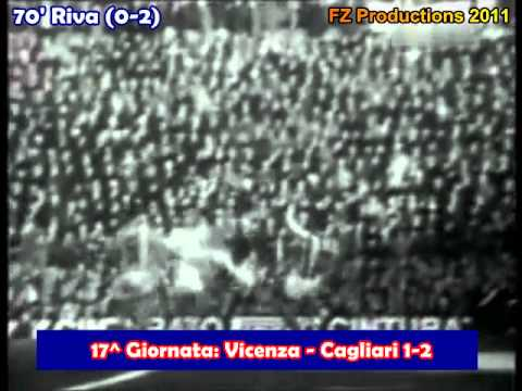 Road to Scudetto - 1969/1970 - Tutti i gol del Cagliari