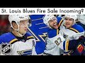 St. Louis Blues' Star Players Available? - NHL Trade Rumors 2018! (Tarasenko, Pietrangelo, + More!)