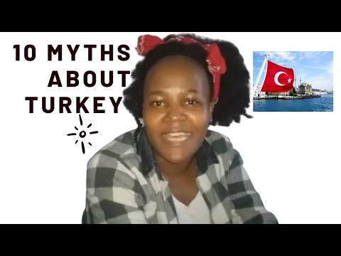 10 COMMON MYTHS AND FACTS ABOUT TURKEY /MISCONCEPTIONS ABOUT TURKEY#Turkishculture#turkishpeople