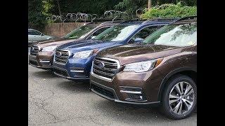 Good, Better, & Best: 2019 Subaru Ascent Review: 3 Trim Comparison!