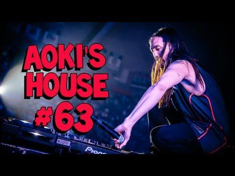 Aoki's House on Electric Area #63 - New TAI, Acetronik, Savage Skulls & Douster