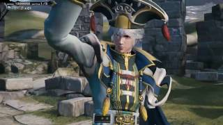 Mobius Final Fantasy - Sage / WiseMan Job Review and Gameplay