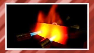 GLOWING 1,000 DEGREE KNIFE (Internews Web Exclusive)