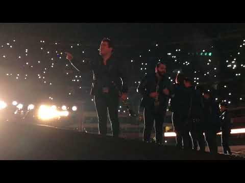 Me Sobrabas Tu - Banda Los Recoditos en La Fiesta de La Radio 2017