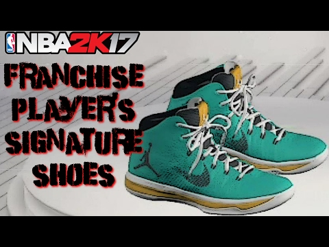 NBA 2K17 | MyLEAGUE | Ep. 9 | The Franchise Player's Signature Shoes