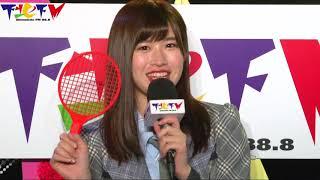 2019年4月11日放送 アシスタントMC: #佐藤朱(#AKB48 Team8) #あか...