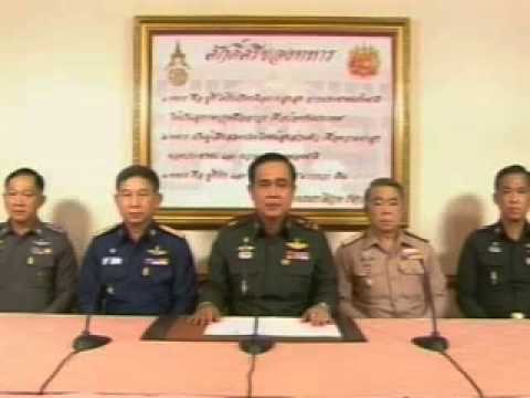 News Night: Thailand army chief announces coup