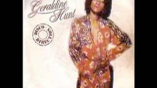Geraldine Hunt - Undercover Lover