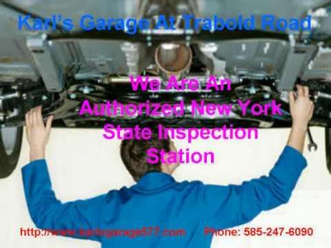 Car Repair Rochester NY  585-247-6090   Karls Garage At Trabold