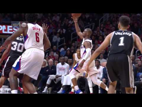 Top 5 NBA Plays: February 18th
