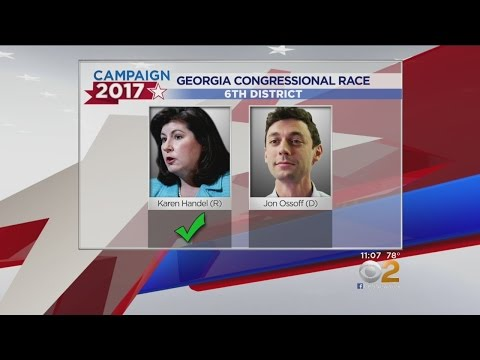 GOP Keeps Hold On Georgia
