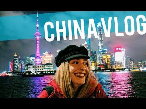 Uitgaan in SHANGHAI & heel erg ONGESTELD // CHINA VLOG