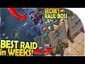 SECRET PRISONER RAUL BOSS - *BEST* RAID in WEEKS! - Last Day on Earth Survival Update 1.10
