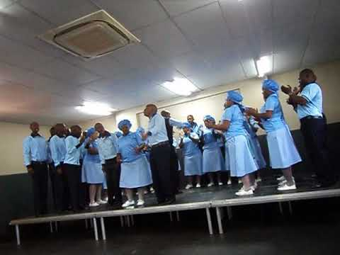 Spiritual Healing Church Choir - Xa ndiyekelelwa nguwe