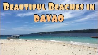 Beautiful Beaches in Davao ❤️