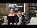 Zoe Lister-Jones & Adam Pally Talk 'BandAid' at Sundance