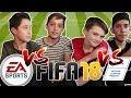 FIFA 18 (PS4 Pro) - Fifa Kids Gaming! 🙈 ⚽