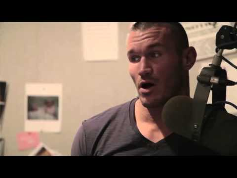 Randy Orton on 105.7 Saint Louis