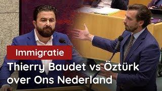Öztürk (DENK) noemt Baudet een Nazi? Blijf af van ons Nederland!