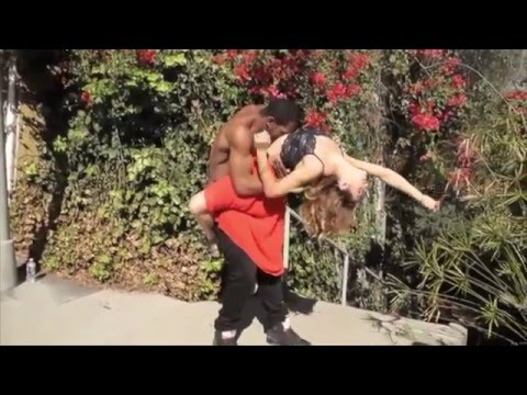 Allison Holker Stephen 'tWitch' Boss Dance Video