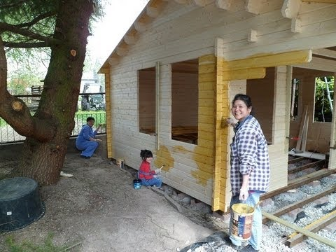 Garden House Bahay Kubo 6 Act Painting And Finishing