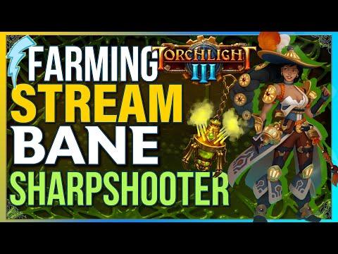Streaming Torchlight 3